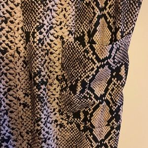 Zara Pants & Jumpsuits - Zara Animal Print Pants